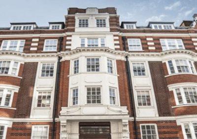 Bentinck House, Bolsover St. London W1